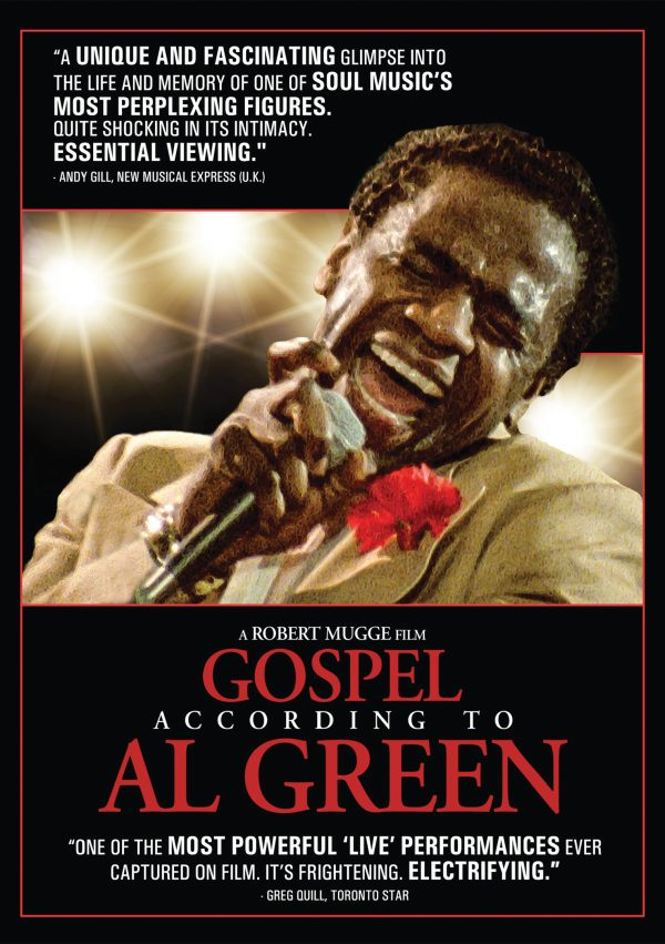 Gospel According To Al Green (DVD)-0