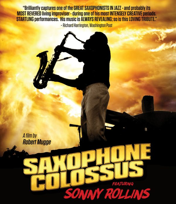 Sonny Rollins - Saxophone Colossus (Blu Ray)-0