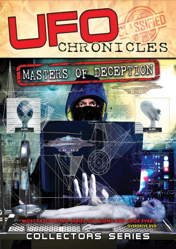 UFO Chronicles: Masters Of Deception-0