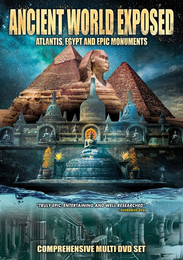 Ancient World Exposed: Atlantis, Egypt And Monoliths-0
