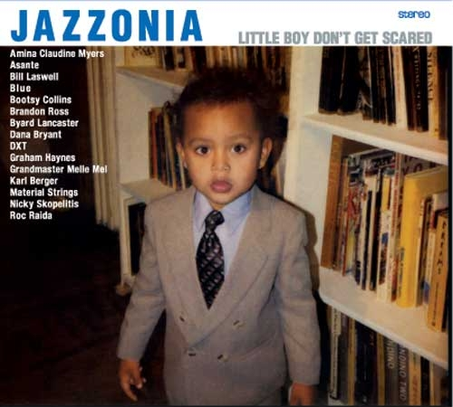 Jazzonia - Little Boy Don't Get Scared-0