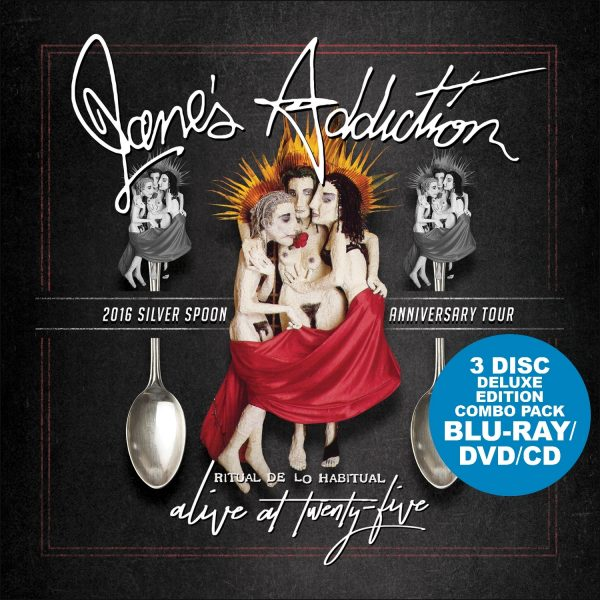 Jane's Addiction - Alive At Twenty-Five (3 discs)-0