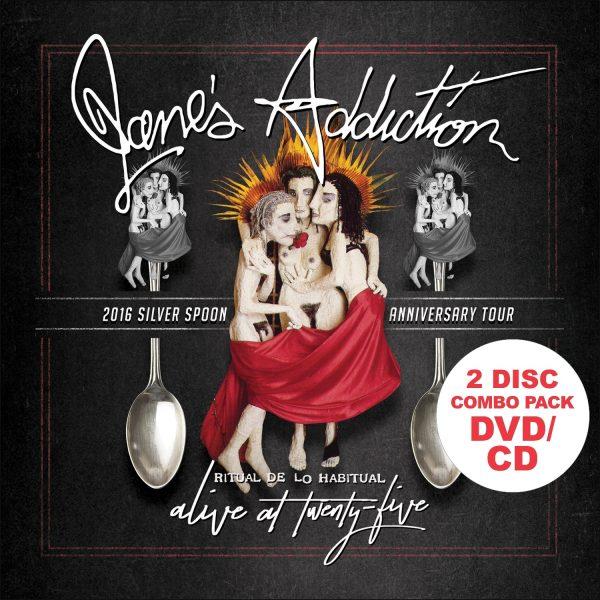 Jane's Addiction - Alive At Twenty-Five (2 discs)-0
