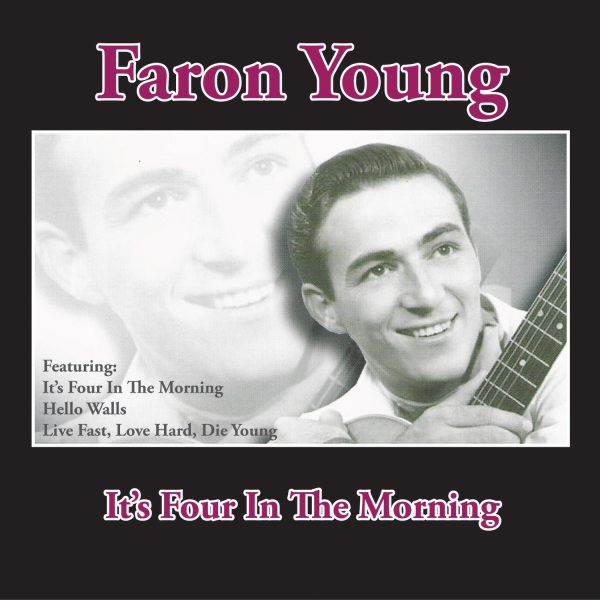 Faron Young - It's Four In The Morning-0