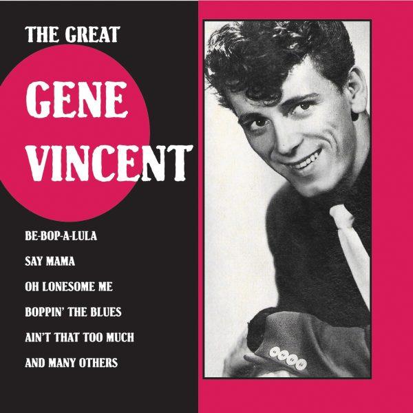 Gene Vincent - The Great Gene Vincent-0