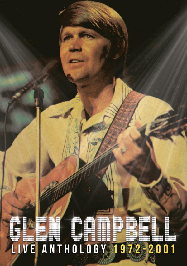 Glen Campbell - Live Anthology 1972-2001-0
