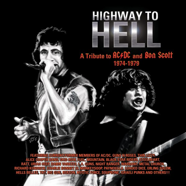 Highway To Hell: A Tribute To Bon Scott & AC/DC 1974-1979-0