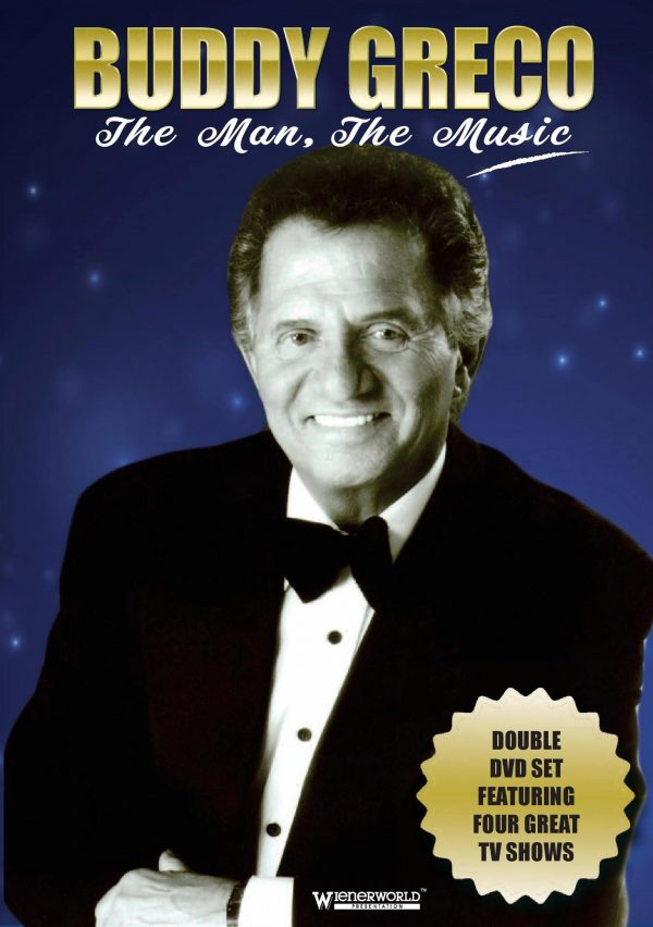 Buddy Greco - The Man, The Music (2DVD)-0