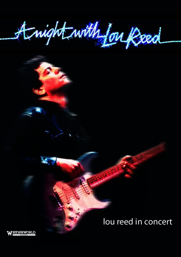 Lou Reed - A Night With Lou Reed-0