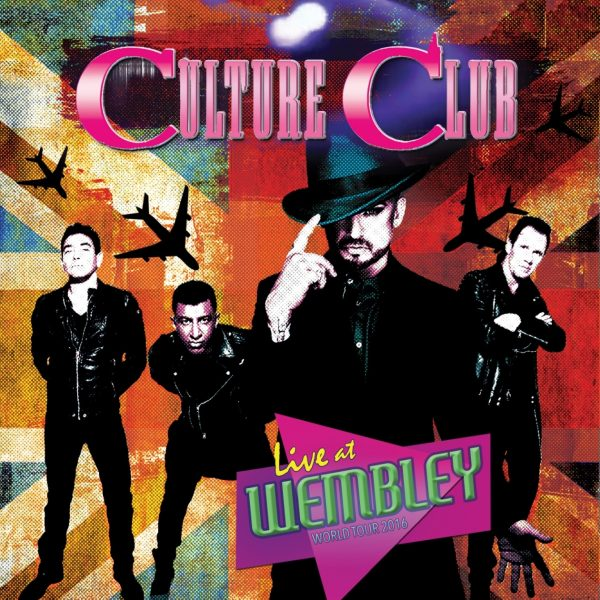 Culture Club: Live At Wembley (2 discs)-0