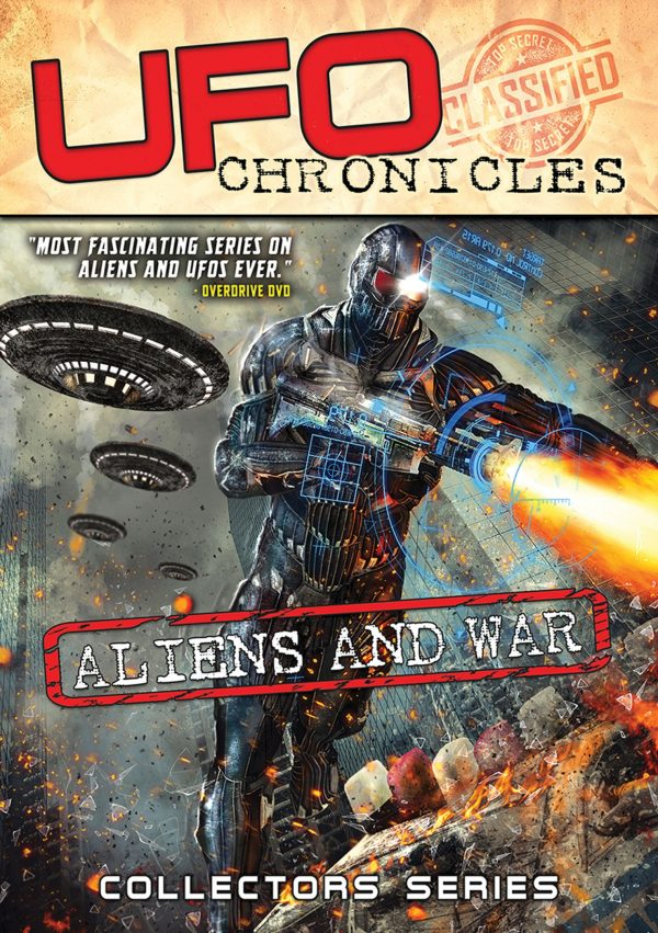 UFO Chronicles: Aliens And War-0