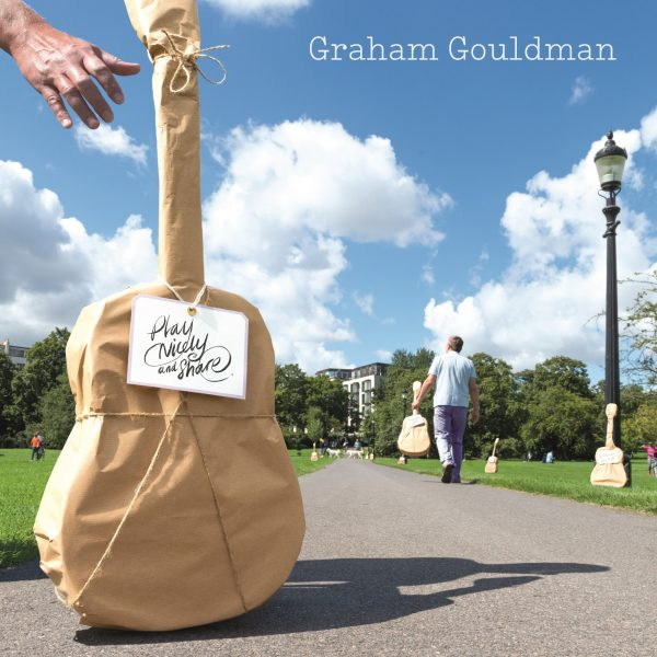 Graham Gouldman - Play Nicely And Share (EP)-0