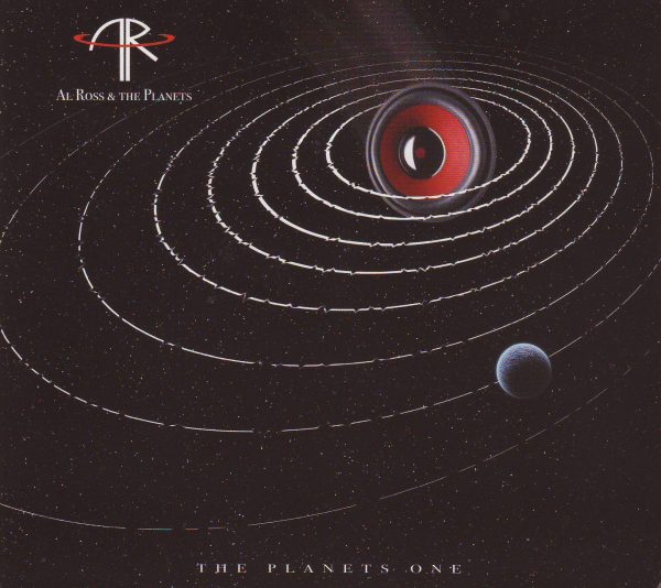 Al Ross & The Planets - The Planets One (CD)-0