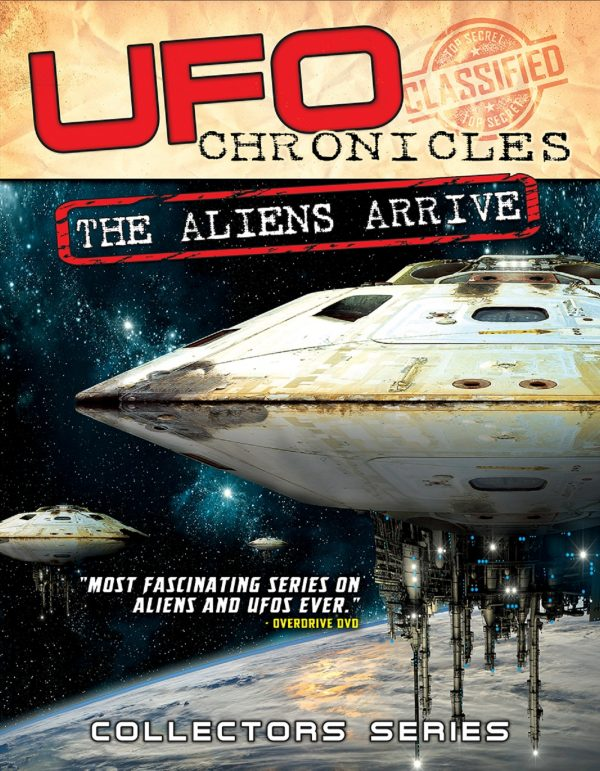 UFO Chronicles: The Aliens Arrive-0