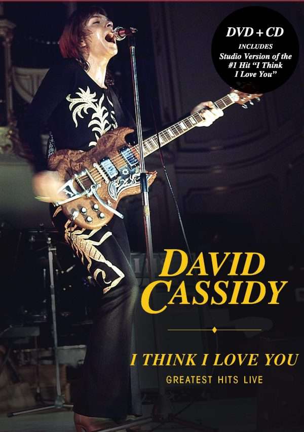 David Cassidy - I Think I Love You: Greatest Hits Live-0
