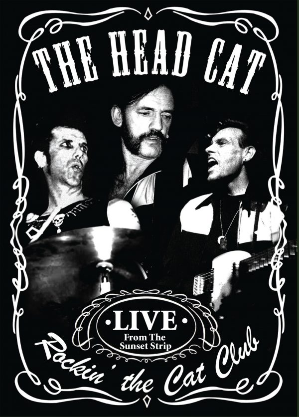 Head Cat - Rockin' The Cat Club: Live From The Sunset Strip-0
