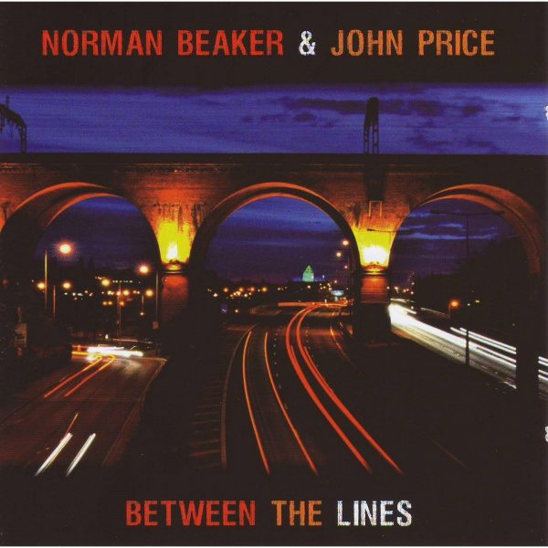 Norman Beaker & John Price - Between The Lines-0