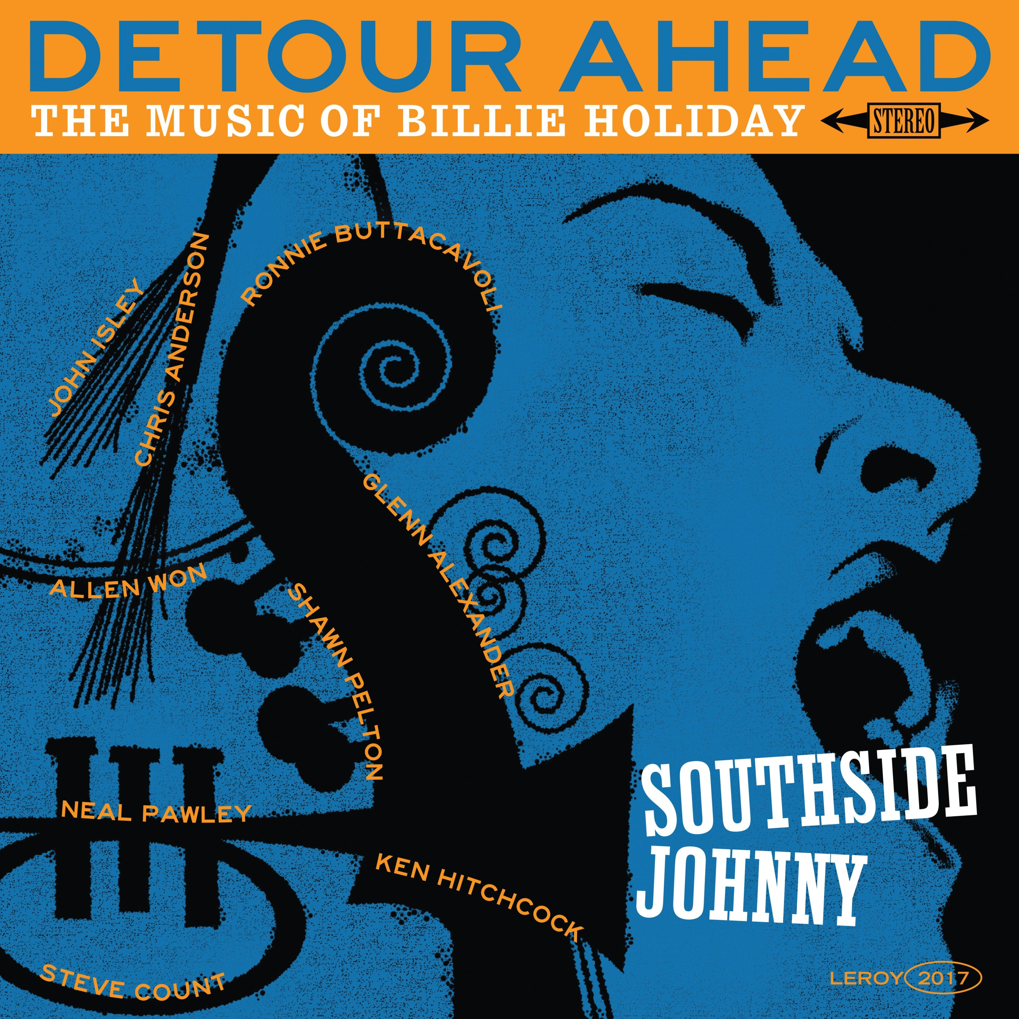Southside Johnny - Detour Ahead: The Music Of Billie Holiday-0