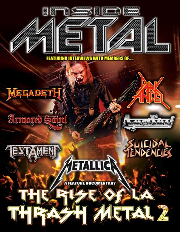 Inside Metal: The Rise Of L.A. Thrash Metal 2-0