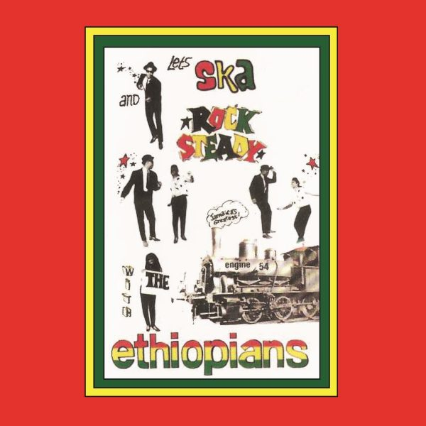 The Ethiopians - Let's Ska And Rock Steady-0