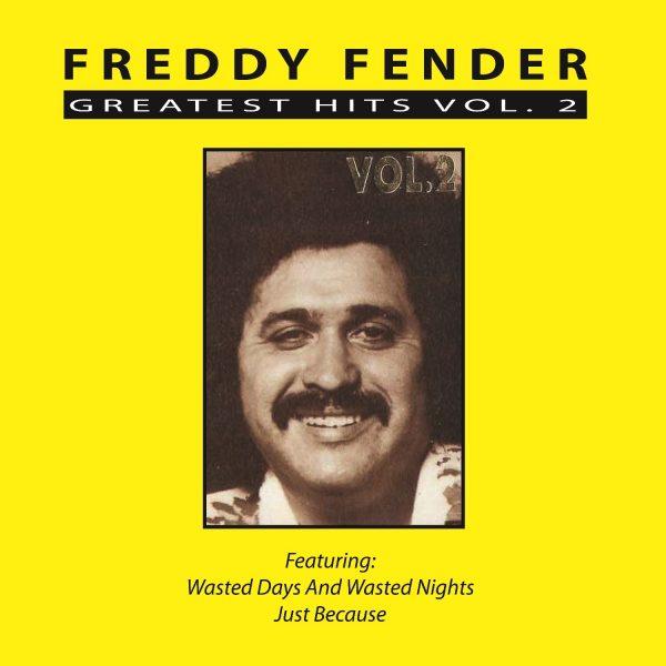 Freddy Fender - Greatest Hits Vol. 2-0