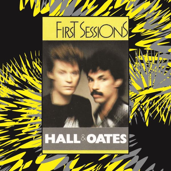 Hall & Oates - First Sessions-0