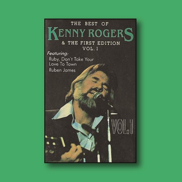Kenny Rogers - The Best Of Kenny Rogers & The First Edition, Vol. 1-0