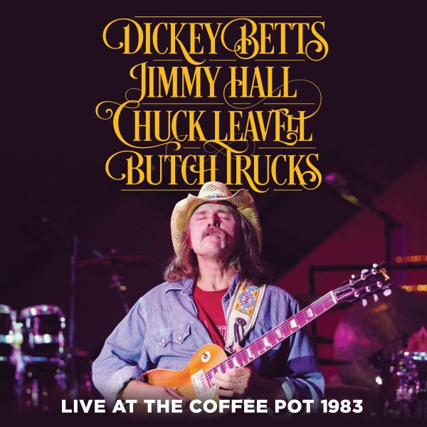 Betts, Hall, Leavell And Trucks - Live At The Coffee Pot 1983 (2LP)-0
