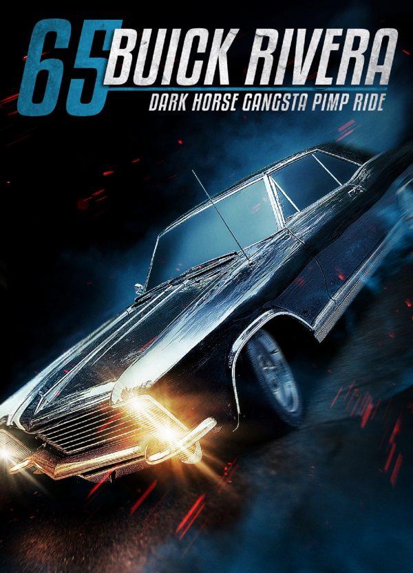 65 Buick Riviera: Dark Horse Gangsta Pimp Ride-0