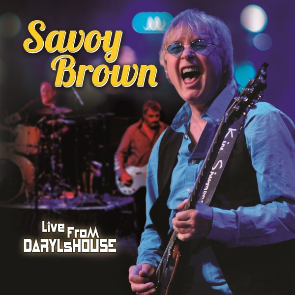 Savoy Brown - Live From Daryl's House (DVD)-0
