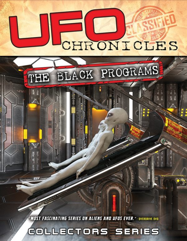 UFO Chronicles: The Black Programs-0