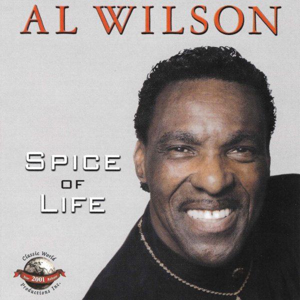 Al Wilson - Spice Of Life-0