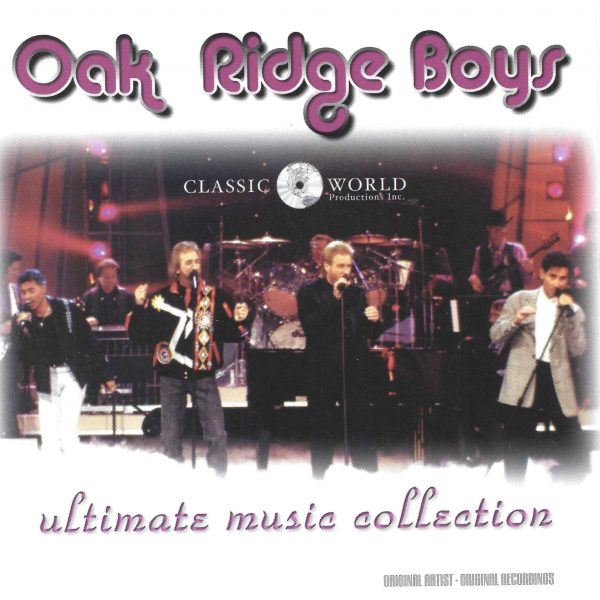 Oak Ridge Boys - Ultimate Music Collection-0