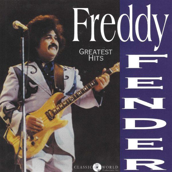 Freddy Fender - Greatest Hits-0