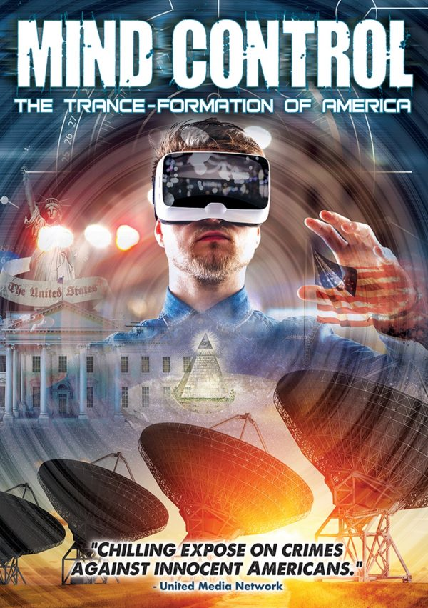 Mind Control: The Trance-formation Of America-0