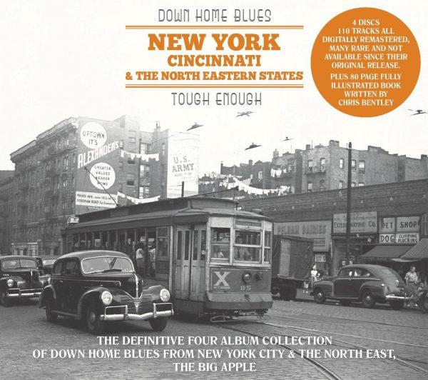 Down Home Blues: New York, Cincinnati & The North Eastern States: Tough Enough-2077