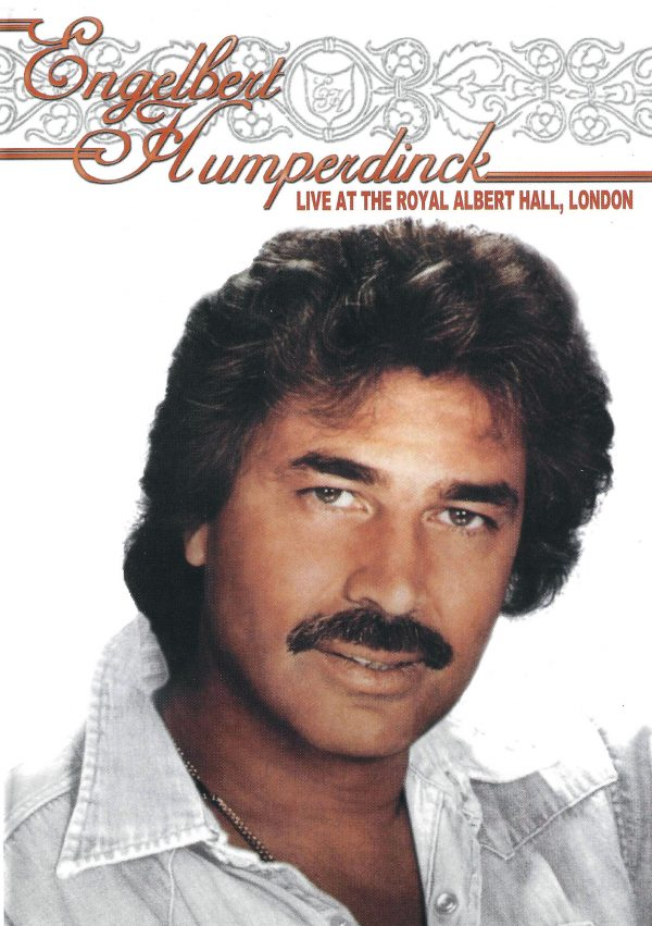 Engelbert Humperdinck - Live At The Royal Albert Hall London-0