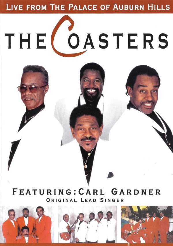The Coasters - Live From The Palace Of Auburn Hills-0