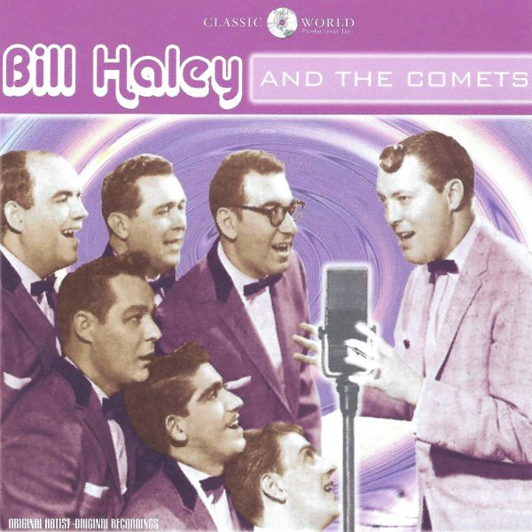 Bill Haley & The Comets-0