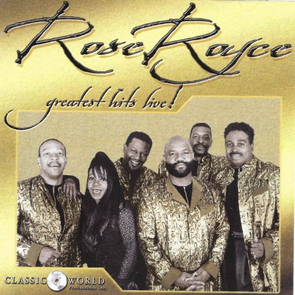 Rose Royce - Greatest Hits Live-0