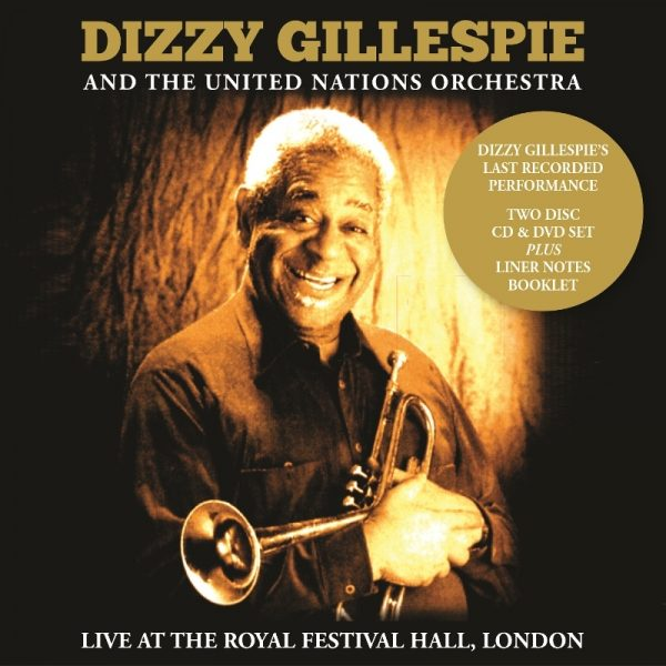 Dizzy Gillespie - Live at the Royal Festival Hall, London-0