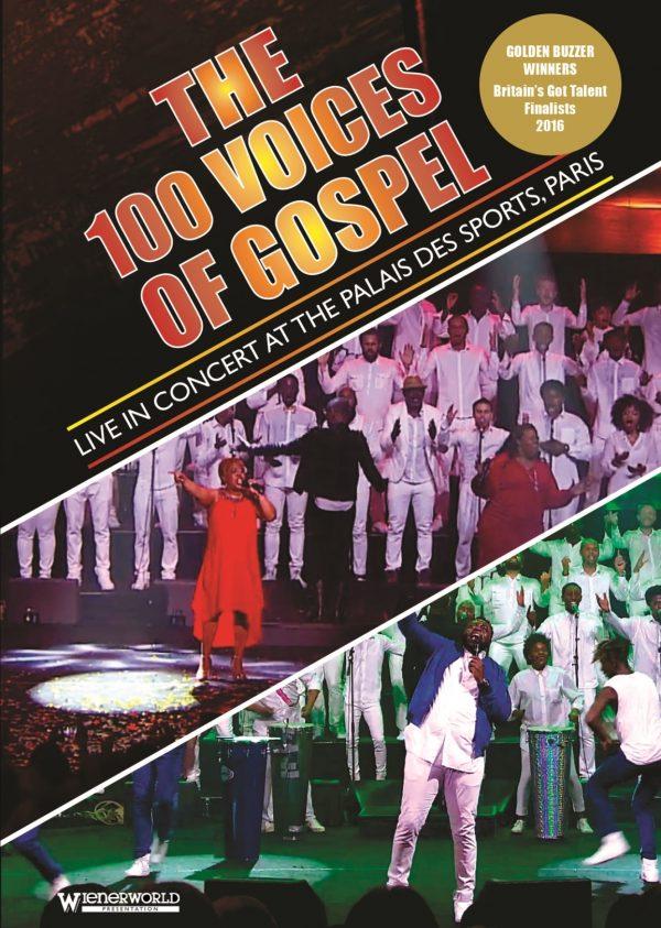 The 100 Voices of Gospel: Live at the Palais des Sports, Paris-0