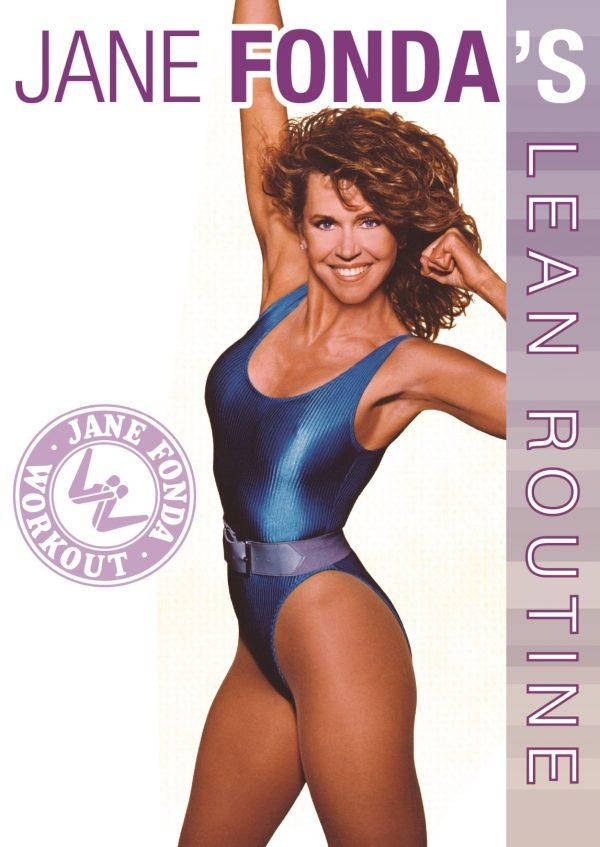 Jane Fonda's Lean Routine-0