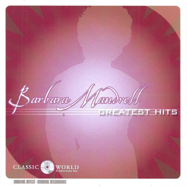 Barbara Mandrell - Greatest Hits-0