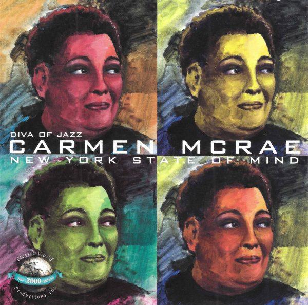 Carmen McRae - Diva Of Jazz: New York State Of Mind-0