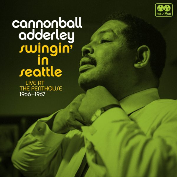Cannonball Adderley - Swingin' In Seattle-0