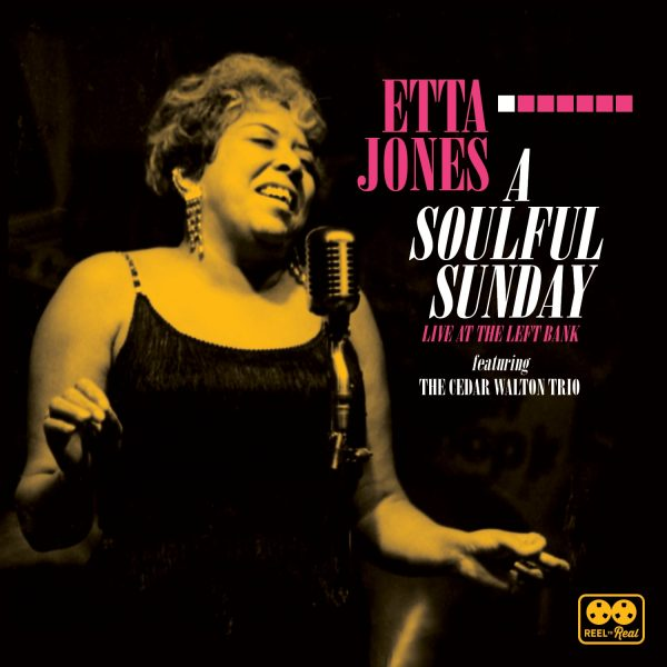 Etta Jones - A Soulful Sunday-0
