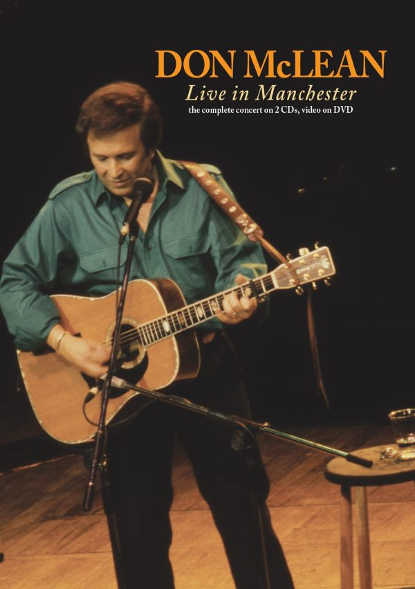 Don Mclean - Live In Manchester-0