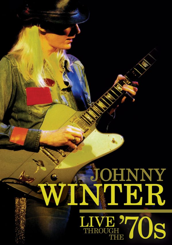 Johnny Winter - Live Through The '70s-0