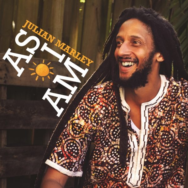 Julian Marley - As I Am-0